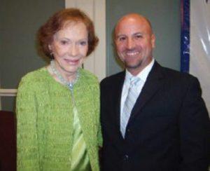 USAHS faculty member at annual Rosalynn Carter Institute Summit