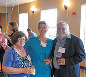USA Alumni Weekend was an opportunity to catch up with old friends, colleagues and faculty and included social responsibility and professional development
