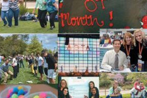National Occupational Therapy Month on Saint Augustine San Marcos campus
