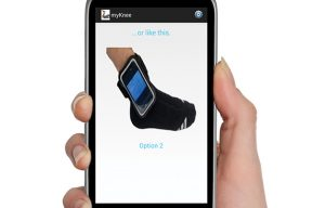 DPT graduate helped produce andriod apps that help measure and track physical therapy progress