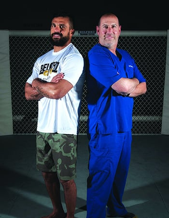 Saint Augustine tDPT graduate discusses how physical therapy is an ideal approach to martial arts training injuries