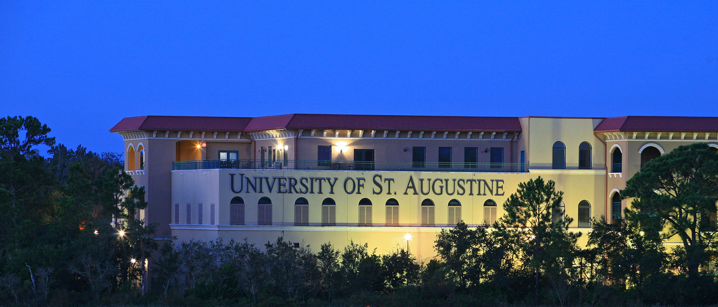 St Augustine Fl Health Science Campus Graduate Nursing School Usahs