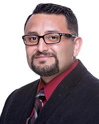 Chris Torres USAHS Employee