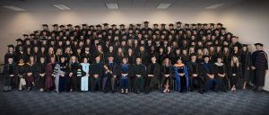Commencement at University of St. Augustine for Health Sciences