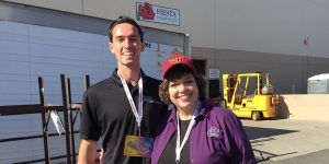 Harrison Phelps, MOT Student in San Marcos, CA selected to ride the Rose Bowl parade float