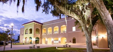 Academic and Clinic Building at St. Augustine, FL Campus