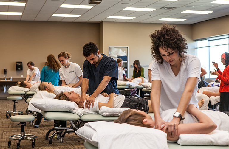 Austin, TX Campus Students Gain Hands-on Clinical Experience