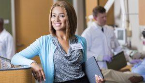 MSN Student - Nurse Executive Program