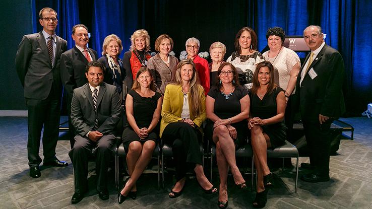 Board of Directors & Faculty Award Winners