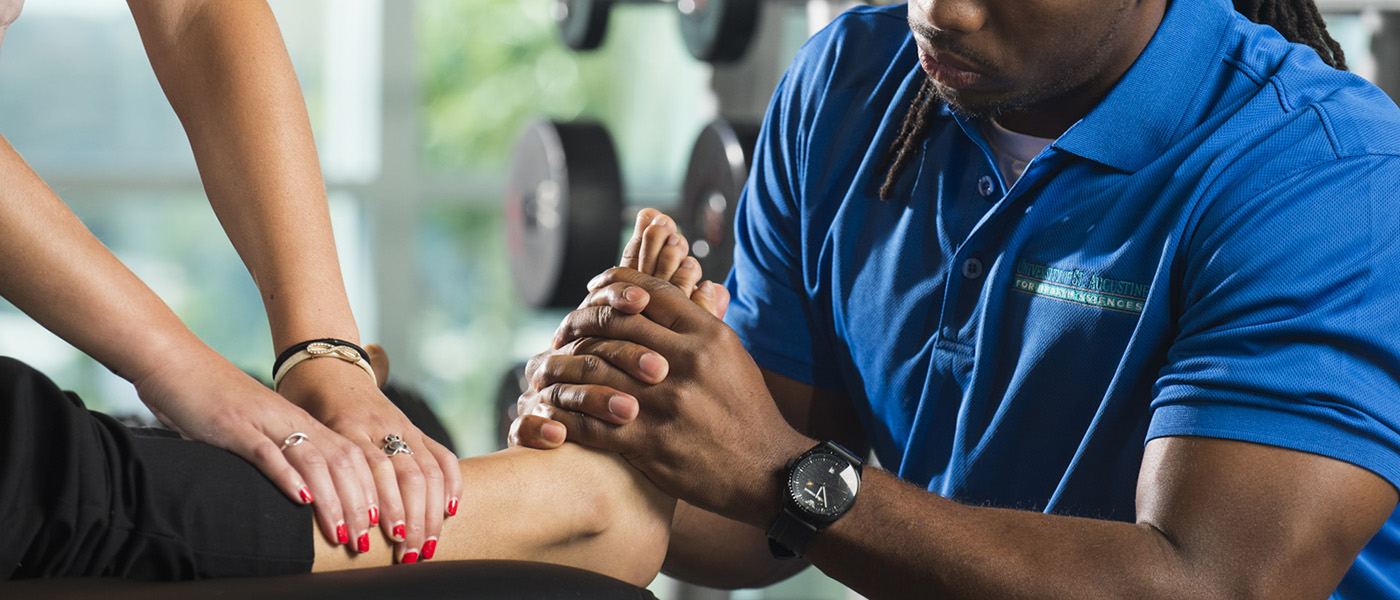 University of St Augustine for Health Sciences Presents Lower – Physical Therapy Evaluation