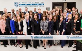 University of St. Augustine for Health Sciences Unveils New Center for Innovative Clinical Practice (ICP) on its San Marcos Campus