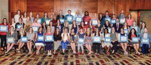 USAHS Austin students win most creative fundraiser award