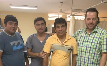 Miami faculty member visits Peru to teach physical therapy and help patients in local villages