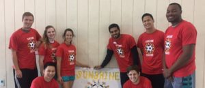 Austin PT and OT Students Volunteer at Sunshine Soccer Clinic for Global PT Day of Service