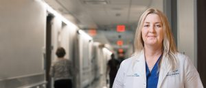 Acute care team leader and USAHS physical Therapy graduate shares TICU stories