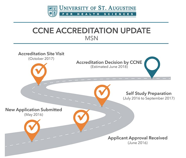 CCNE Accreditation Update - MSN