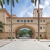 USAHS Miami campus Douglas Entrance is on the National Registerof Historic Places