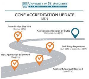 CCNE Accreditation Update - MSN2