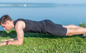 Prevent Running Injuries by Strengthening Your Core