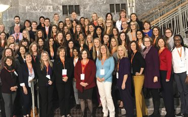 USAHS Facutly Present 2018 AOTA Conference