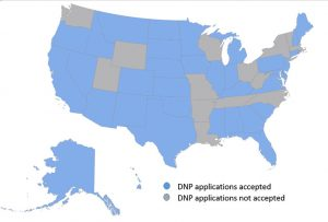 DNP Applications Accepted