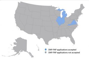 DNP FNP Applications Accepted