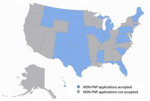 MSN FNP State Approvals