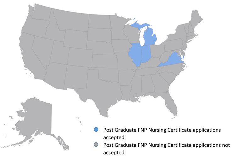 Post Grad FNP Certificates Approvals