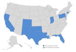 MS-SLP Approved States