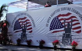 2018 U.S. Adaptive Surfing Championships