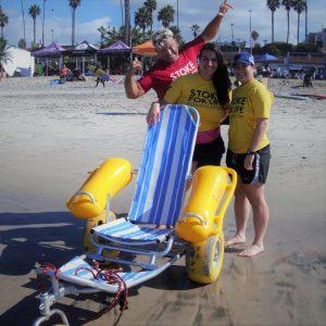 Adaptive Surfing Championships 2018