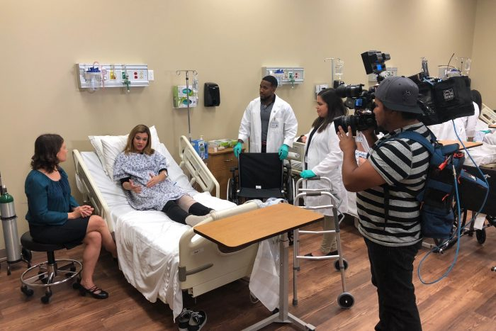 USAHS in the news: Good Day Austin