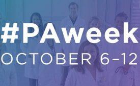 USAHS Celebrates National PA Week