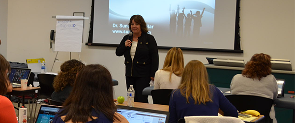 The Future of Health Sciences; a Q&A with USAHS Dean of Post-Professional Studies, Cindy Mathena