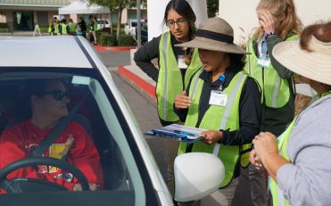 Occupational Therapy Students and Faculty Host CarFit in San Marcos