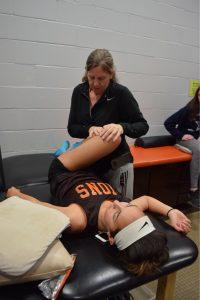 Master of Health Science student Danielle Mitterando Kanski