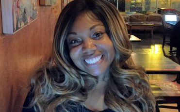 Occupational Therapy student Jasmine Price
