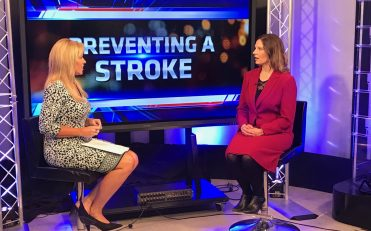 USAHS in the News: Dr. Jennie DiGrado discusses stroke prevention