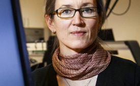 MHSc alum Kristin Briem brings USAHS with her to Iceland