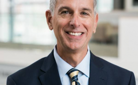 Dr. Brian Goldstein Appointed Executive Dean of Rehabilitative Sciences