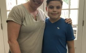 'Thanks for the Kidney' – ppOTD Student Helps Out a Neighbor