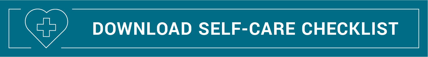 download weekly self-care checklist