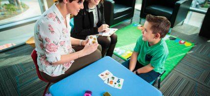 Speech-Language pathology pediatric