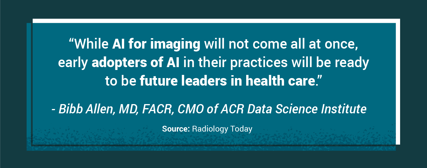 quote from radiology today