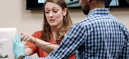 Speech-Language Pathology endoscopy